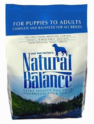 Cruelty Free And Vegan Pet Food Brand New Natural Balance Pet