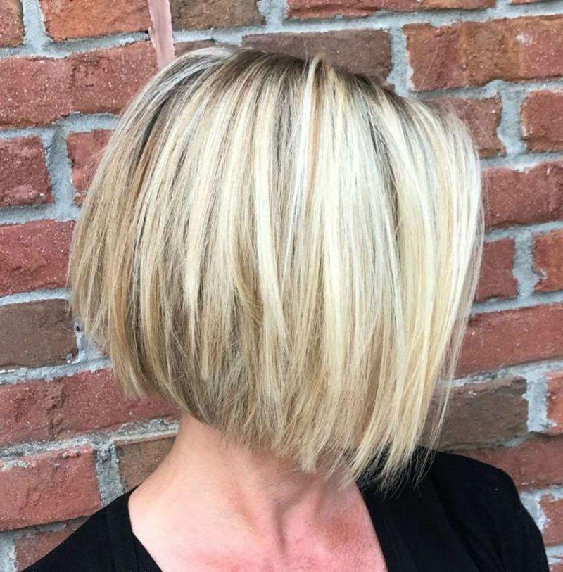 Die Besten Frisuren Fur Dunnes Haar Die Mehr Volumen Verleihen In 2020 Bob Frisur Dunnes Haar Bob Frisur Frisuren Dunnes Haar