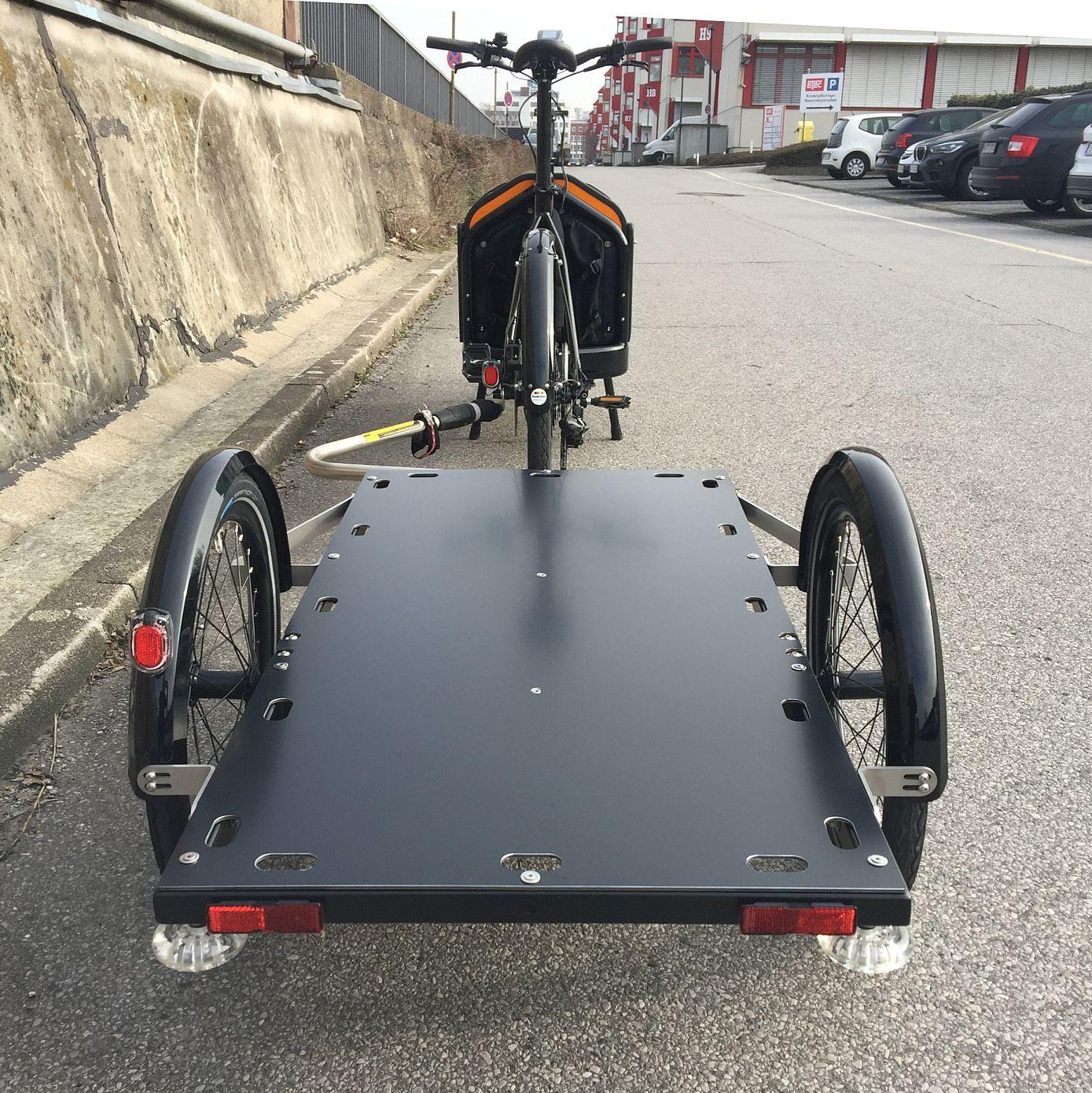 Convoy Biketrailer in 2020 | Anhänger fahrrad, Fahrradhänger