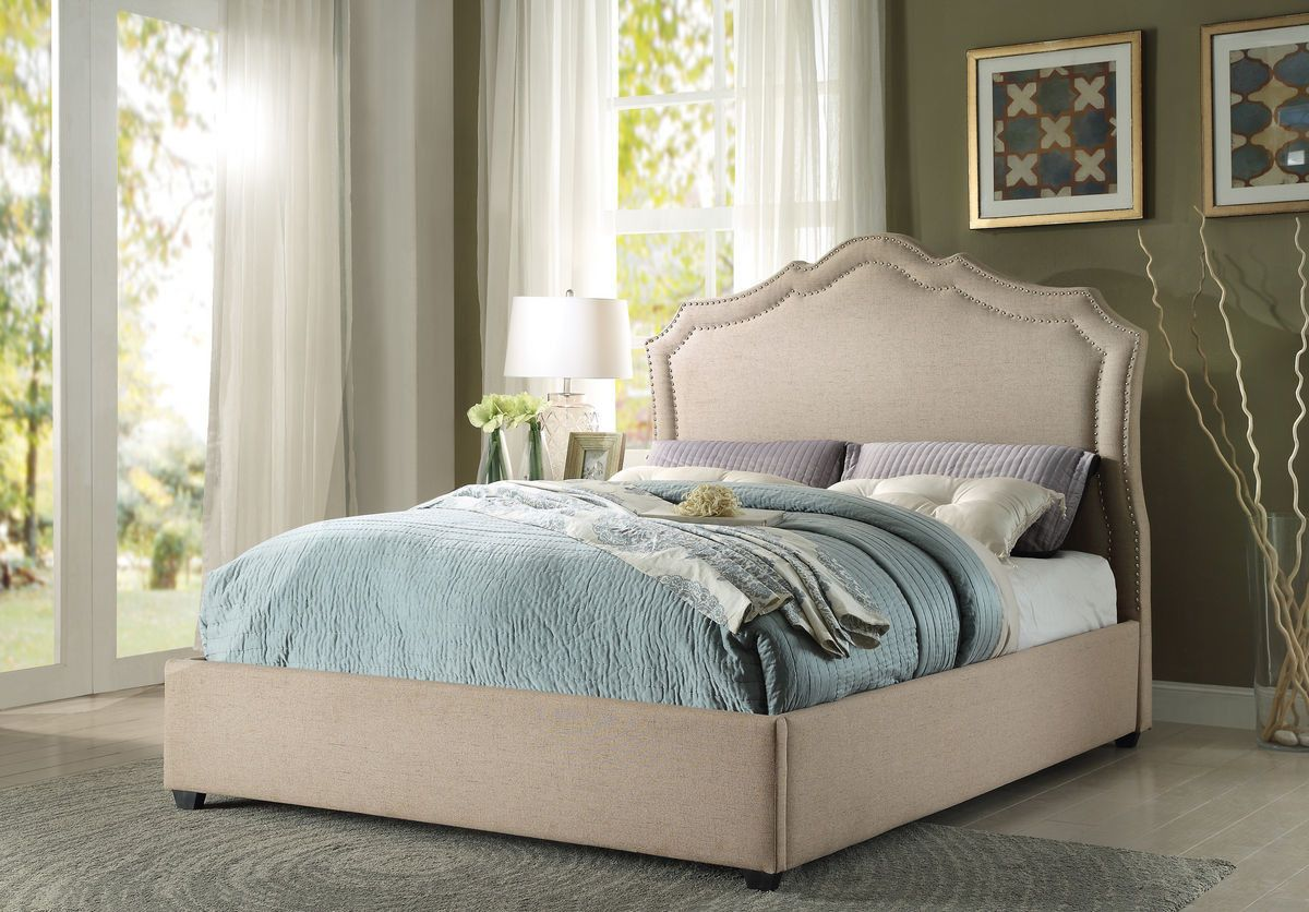 generation trade angel collection queen size bed 137531 queen size