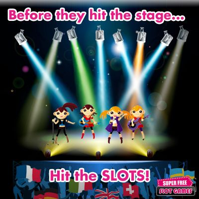 Hit the slots this Eurovision! www.superfreeslotgames.com/pinterest