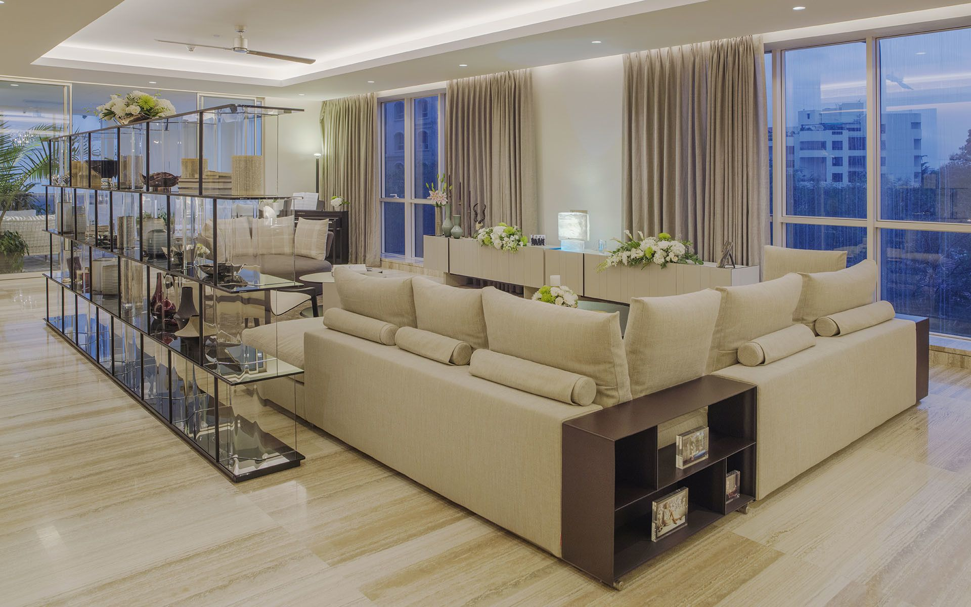 FLEXFORM furnishes the Trump Towers of Pune in India