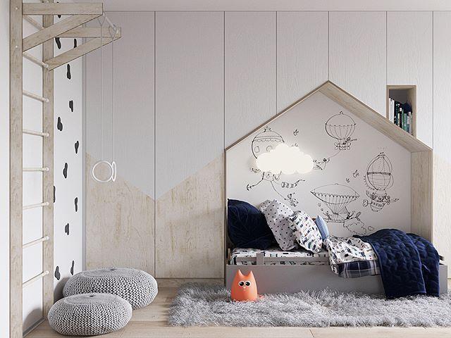 Детская комната Мечты!!! (@thebestkidsrooms) • Фото и ...