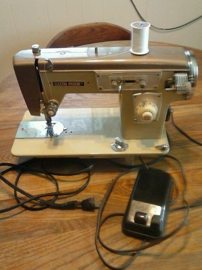 Electro Hygiene Sewing Machine