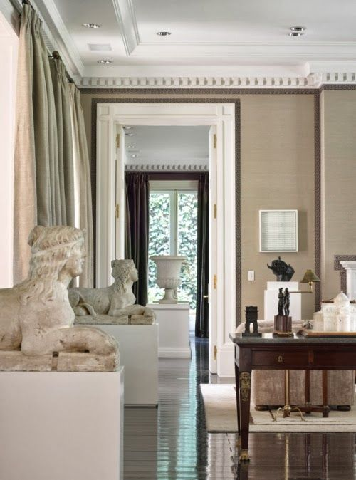 Luis Bustamante interior design - Madrid, Spain BEAUTIFUL ROOMS - interieur design studio luis bustamente