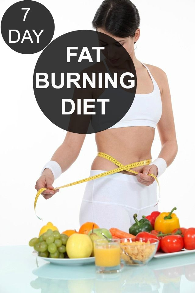 Exercise and fat diet burning