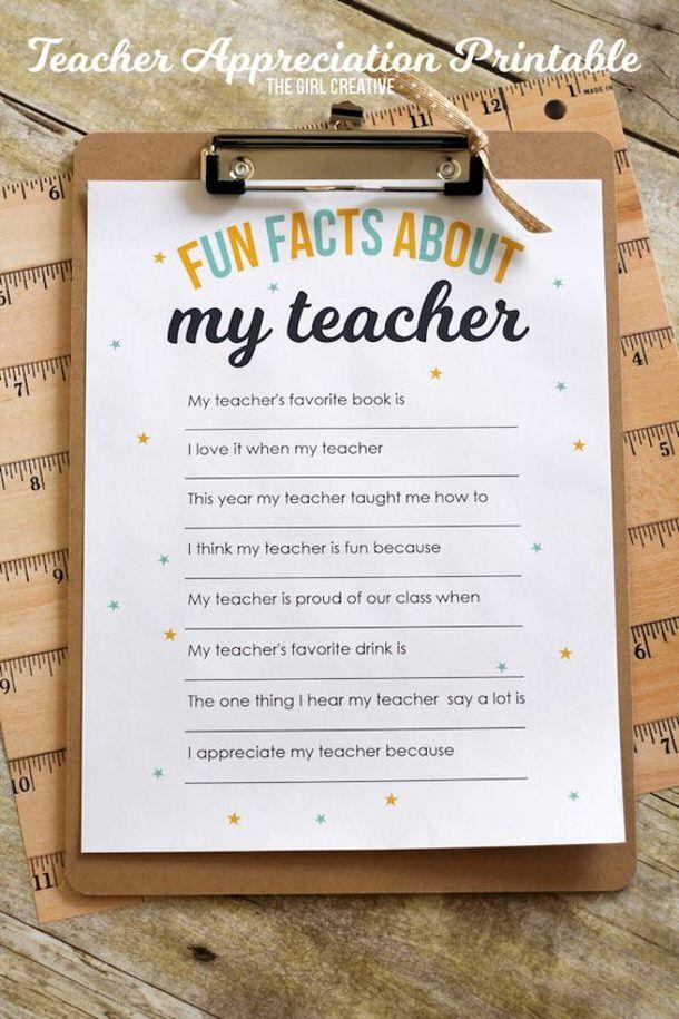 Georgia Teacher Survey Teacher Survey Login: Teacher Appreciation Week Gift Ideas   Crafts  Creative and    ,
