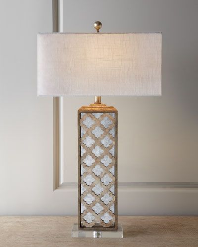 Minimalist Oversized table lamp Photos - Fresh mirrored table lamp