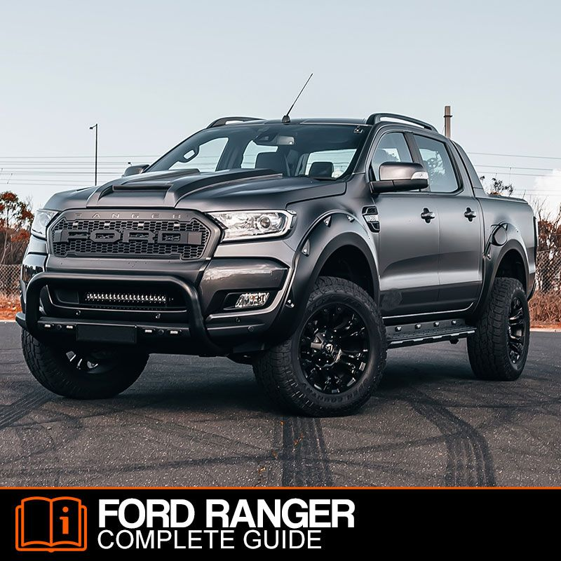 Stedi Blog Ford Ranger Upgrades Ford Ranger 4x4 Ford Ranger