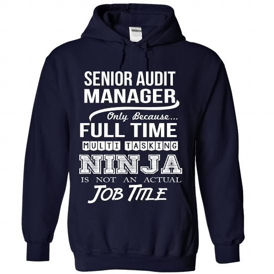 SENIOR-AUDIT-MANAGER - Job title - #christmas gift #gift ideas. TRY ...