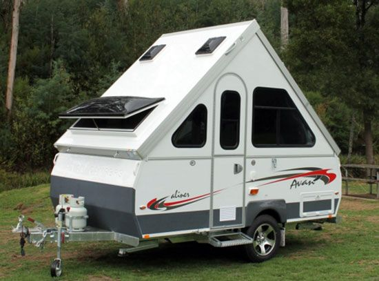 Here Are Best Folding Camper Trailers For 2016 Jayco Hardwall