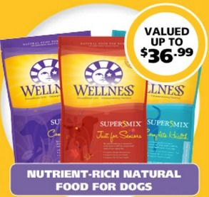 Free Small Bag Of Wellness Dog Food From Petbarn Dog Food Recipes Wellness Dog Food Dry Dog Food