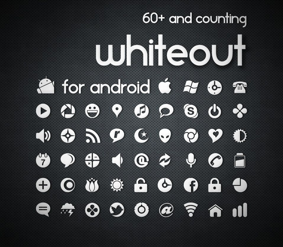 Icon Pack for Android