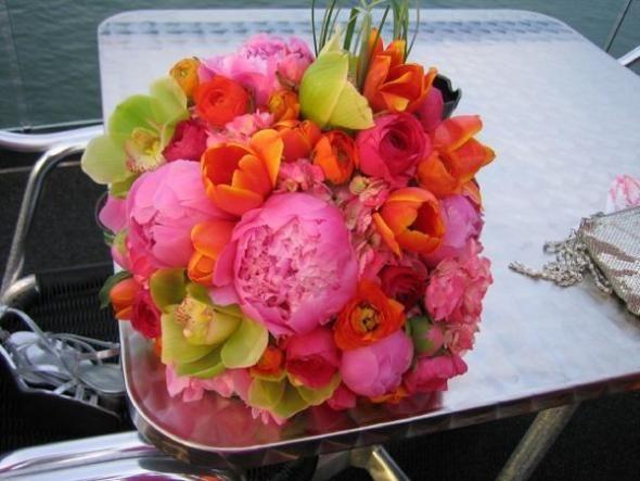 peony+tulip+freesia+rose+orchid