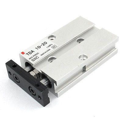 $16.73 (Buy here: https://alitems.com/g/1e8d114494ebda23ff8b16525dc3e8/?i=5&ulp=https%3A%2F%2Fwww.aliexpress.com%2Fitem%2F1-0MPa-Double-Action-10mm-Bore-20mm-Stroke-Double-Rod-Air-Cylinder%2F32375155379.html ) 1.0MPa Double Action 10mm Bore 20mm Stroke Double Rod Air Cylinder for just $16.73