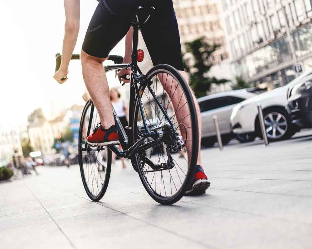 Increase Of Bicycling Across Growing Cities Bicycle Commuter