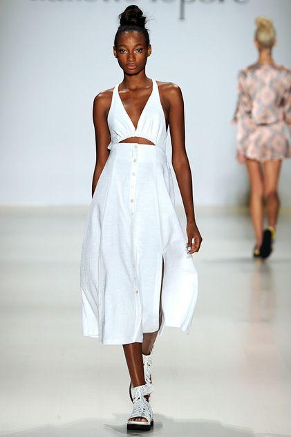 Nanette Lepore Ready To Wear Spring Summer 2015 New York