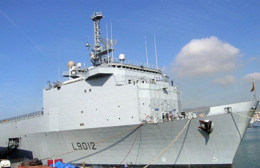 """Siroco"""" vive seus últimos dias na reserva da frota francesa ..."""