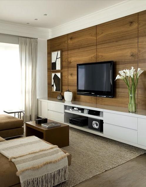 Une pièce à vivre en bois   design d\'intérieur, décoration, pièce à ...