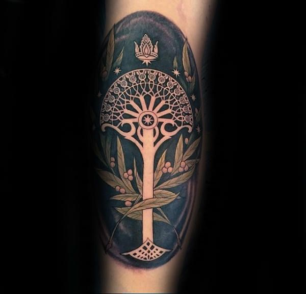 Top 51 Lord Of The Rings Tattoo Ideas 2020 Inspiration Guide Lord Of The Rings Tattoo Ring Tattoo Designs Ring Tattoos