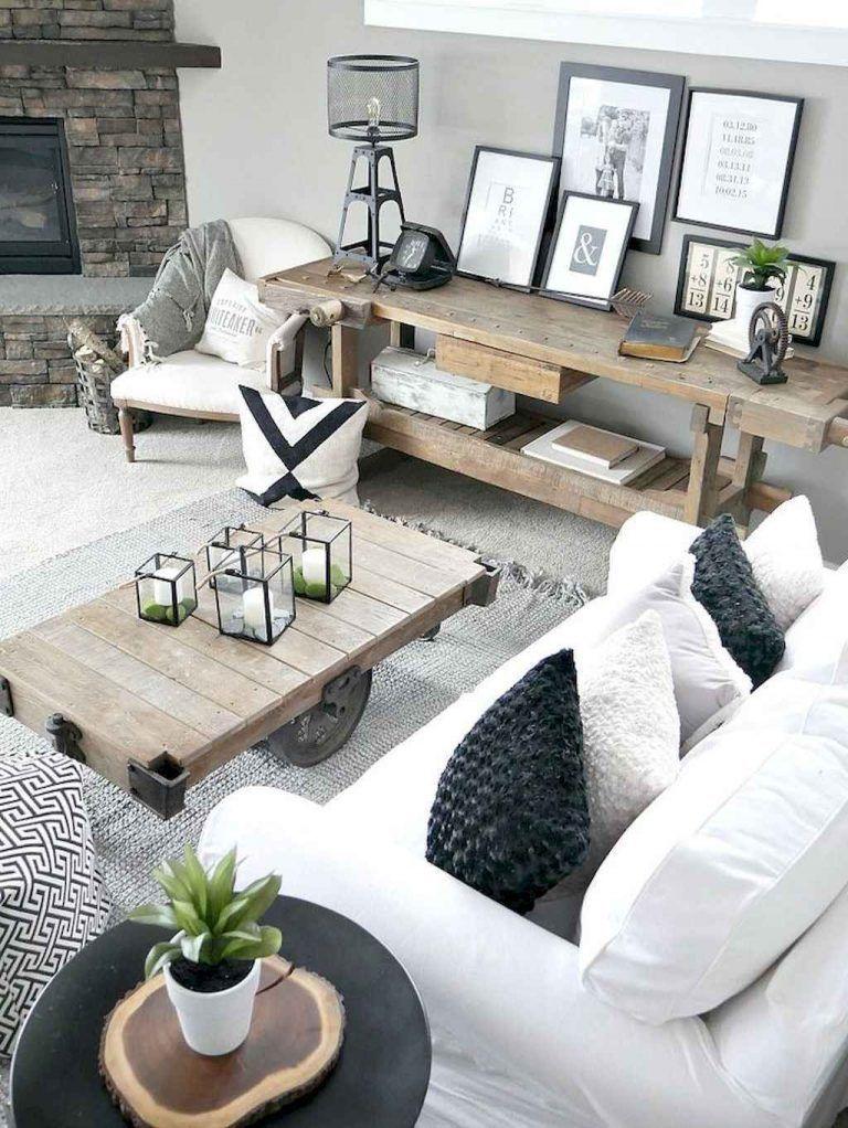 50 Best Rustic Apartment Living Room Decor Ideas 45 Farm House Living Room Modern Rustic Living Room Modern Furniture Living Room