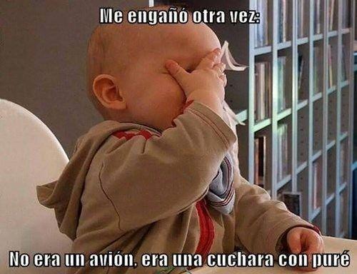 Funny Chistosos Funny Babies Spanish Jokes Memes