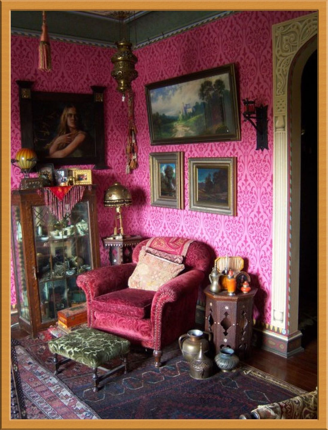The A – Z Guide Of Bohemian Homedecor