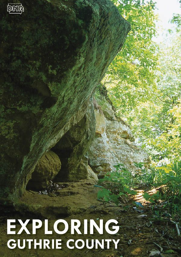 Exploring the outdoors in Guthrie County, Iowa - a ...