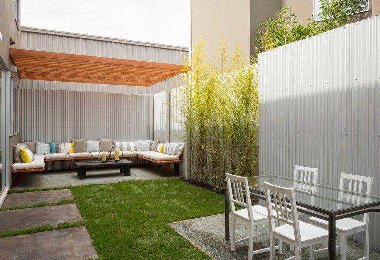 Déco Mur Extérieur Jardin : 51 Belles Idées À Essayer   Mur