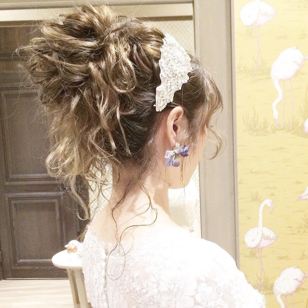 カラードレスヘア おしゃれまとめの人気アイデア Pinterest Azusa