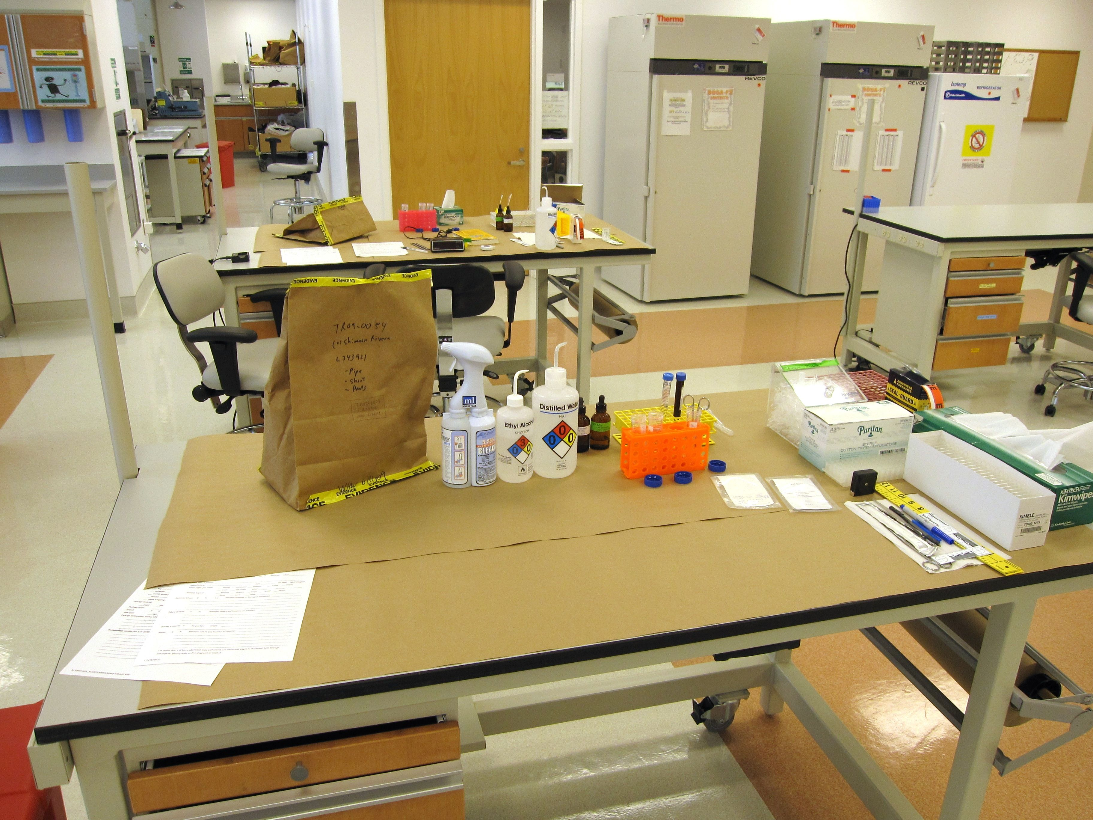 Forensic Science At Harry S Truman High School