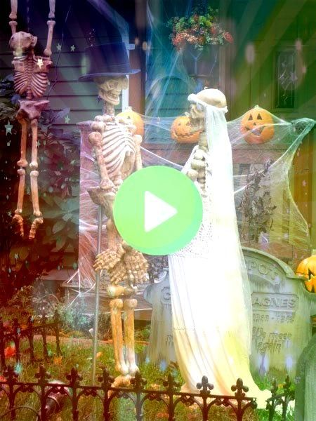 19 Hilarious Skeleton Decorations For Your Yard on Halloween Over 19 Hilarious Skeleton Decorations For Your Yard on Halloween Over 19 Hilarious Skeleton Decorations For...