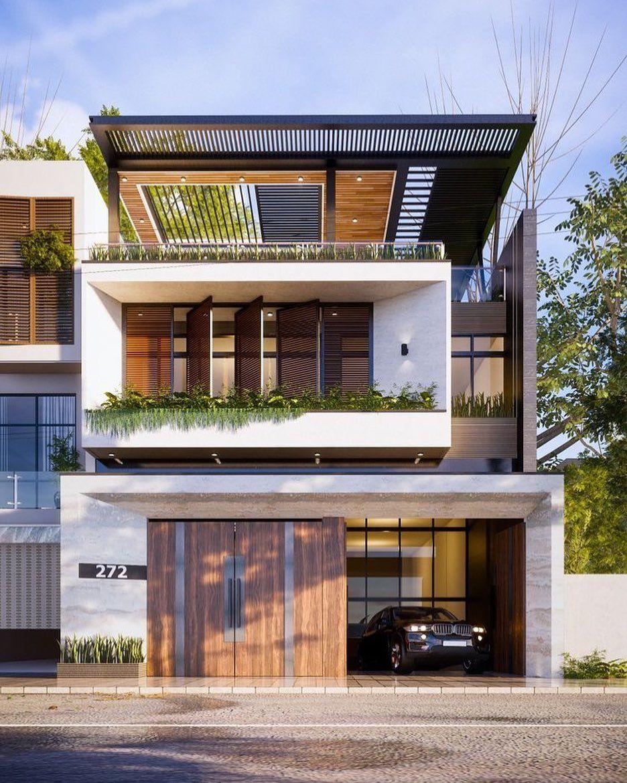 Modern Home Exterior Design Ideas 2017: 999 Best Exterior Design Ideas # Exterior #homedecor