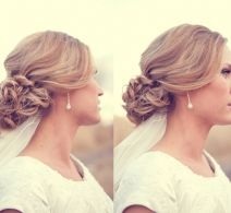 Image Result For Updos With Veil Underneath
