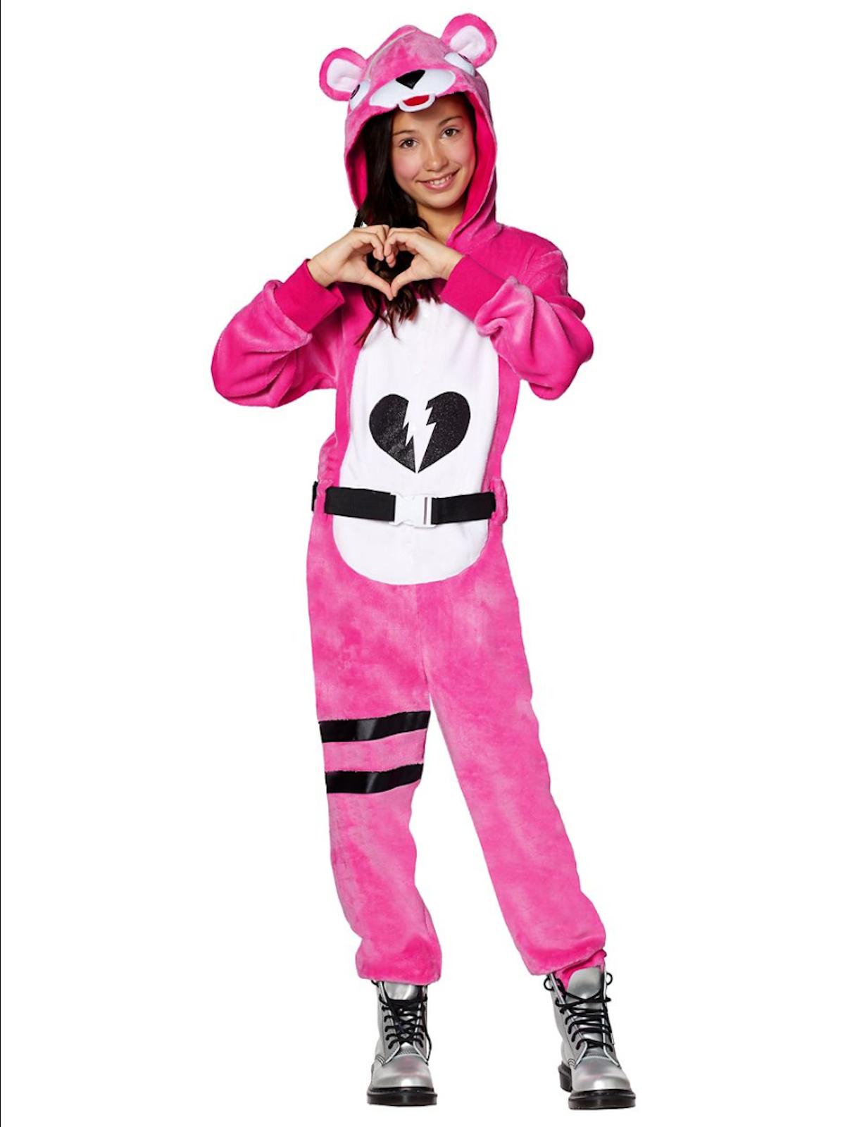 Details about Fortnite Kids LargeXLarge Cuddle Team Leader Costume