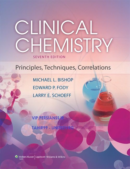 Clinical chemistry principles techniques correlations 7th books fandeluxe Images