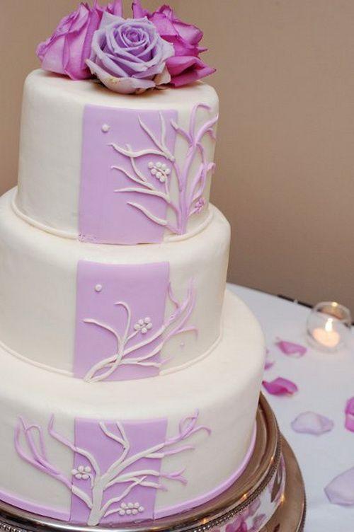 Elegant Flower Birthday Cakes Design Elegant Birthday Cakes For
