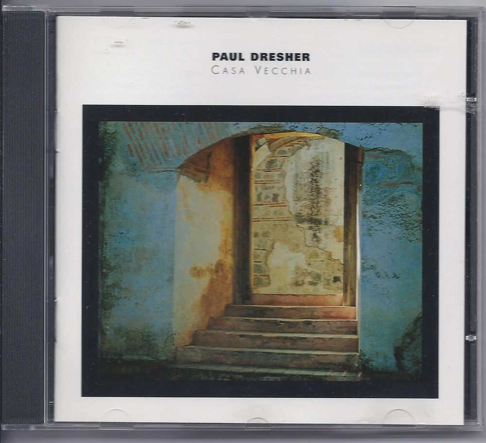 Paul Dresher CD Casa Vecchia Robert Black Ensemble 9 Yuki Morimoto