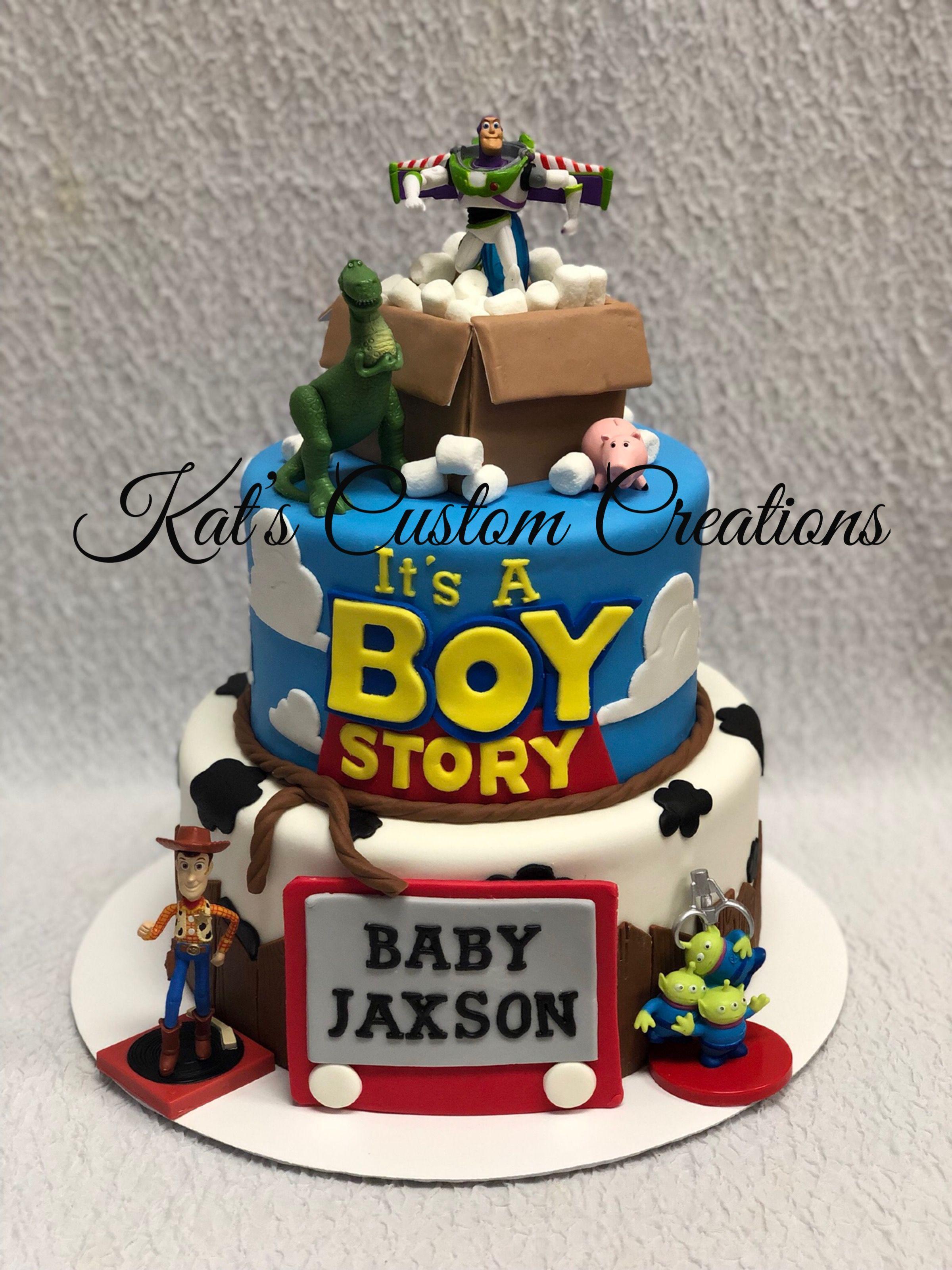 Toy Story Cake It S A Boy Story