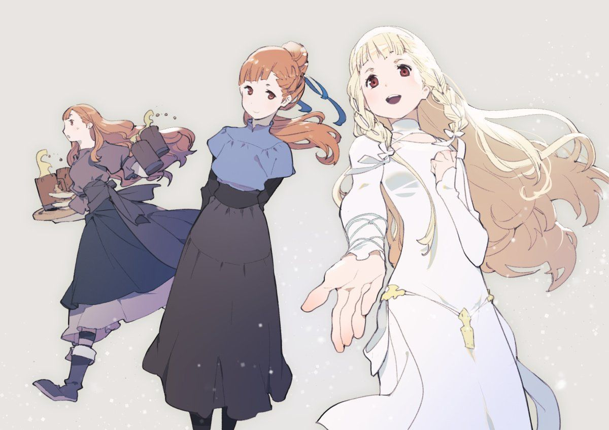 Maquia When The Promised Flower Blooms Anime Films Anime