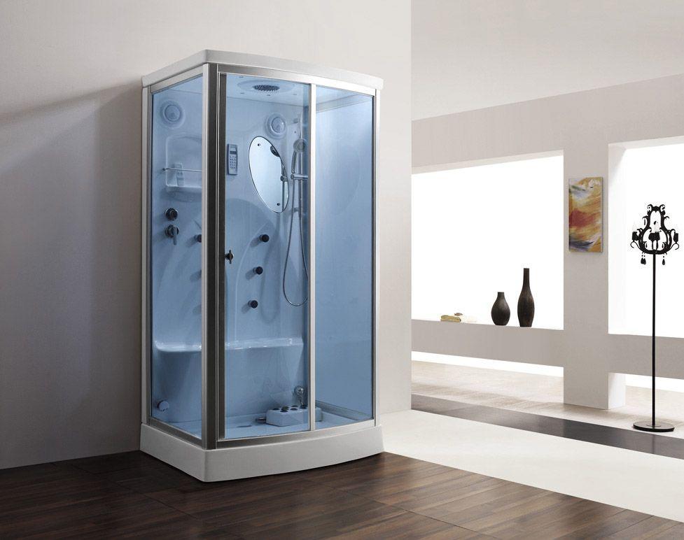 Monalisa M-8256 home steam room wet steam enclosure European style ...