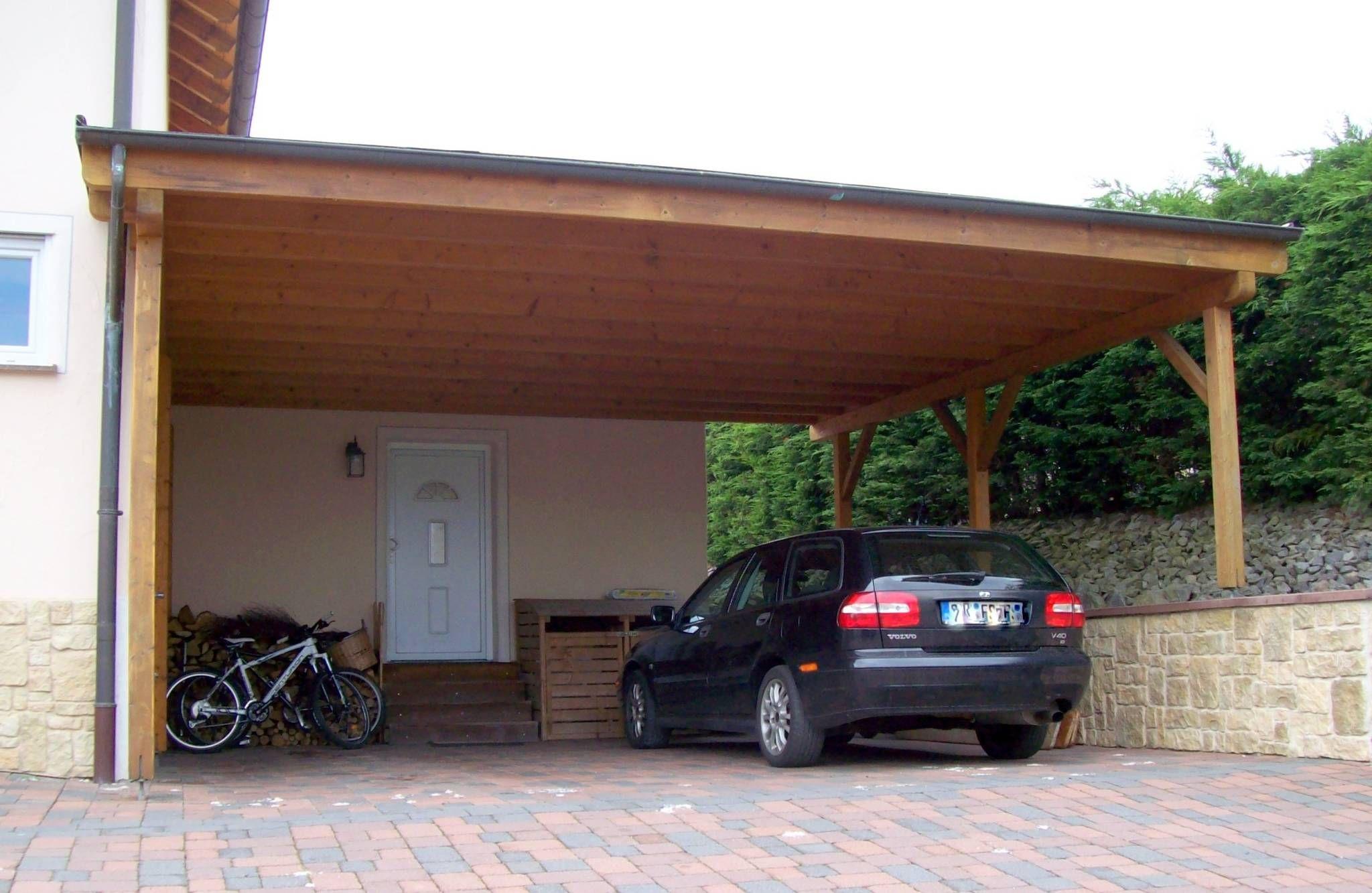 Doppel Carport : Klassische Garagen U0026 Schuppen Von BEGO Holz Und Stahl