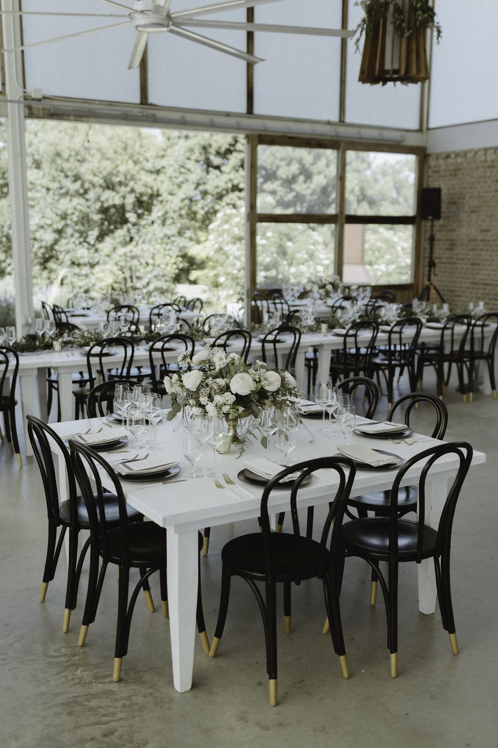 Our Collection Of Vintage And Modern Rental Furnishings Birch Brass Barr Mansion Barr Mansion Wedding Bistro Chairs Wedding