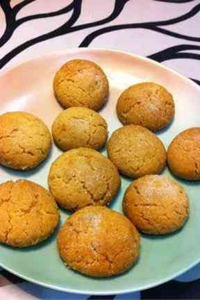 30分でお店の味!ボールクッキーの画像