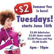 New Summer Roller Skating Fun at Orbit Skate Center in Palatine, IL. starts June 16th! #familyfun #follerskating #orbitskatecenter