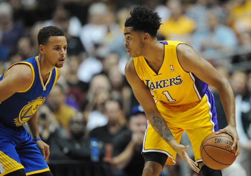 D'Angelo Russell Lakers Rookie Is In Good Company Nba
