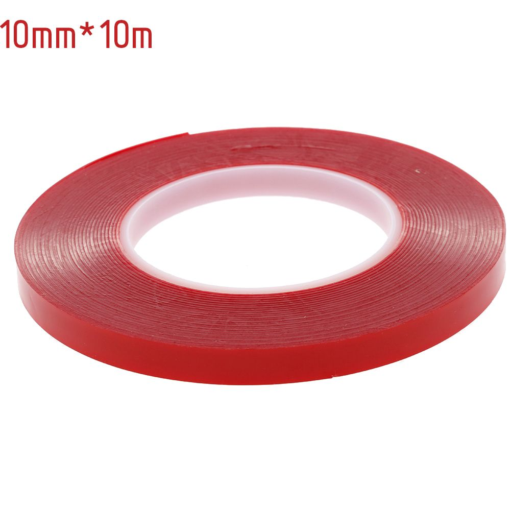 1 01 Double Sided 3 10m Strong Clear Transparent Acrylic Foam Adhesive Tape Width 5 15 30 10mm Afflink Double Sided Foam Adhesive Adhesive Tape Adhesive