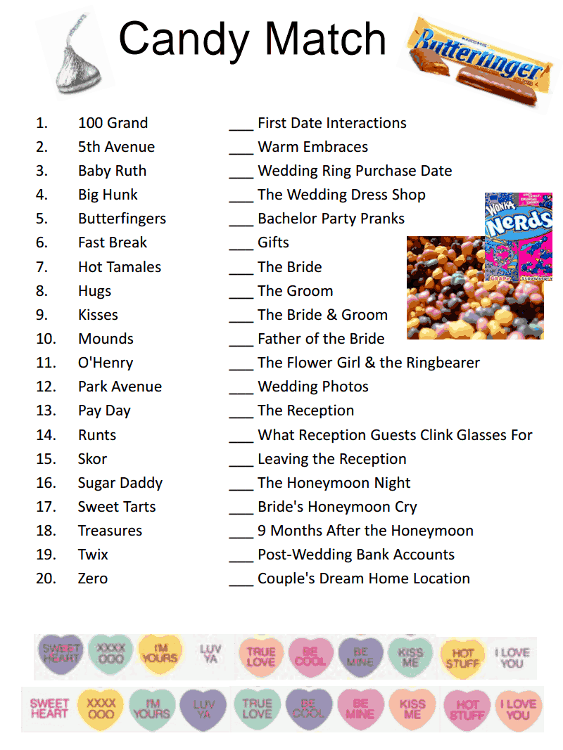 Bridal Shower Games Pdf Google Drive B Party Pinterest Boda