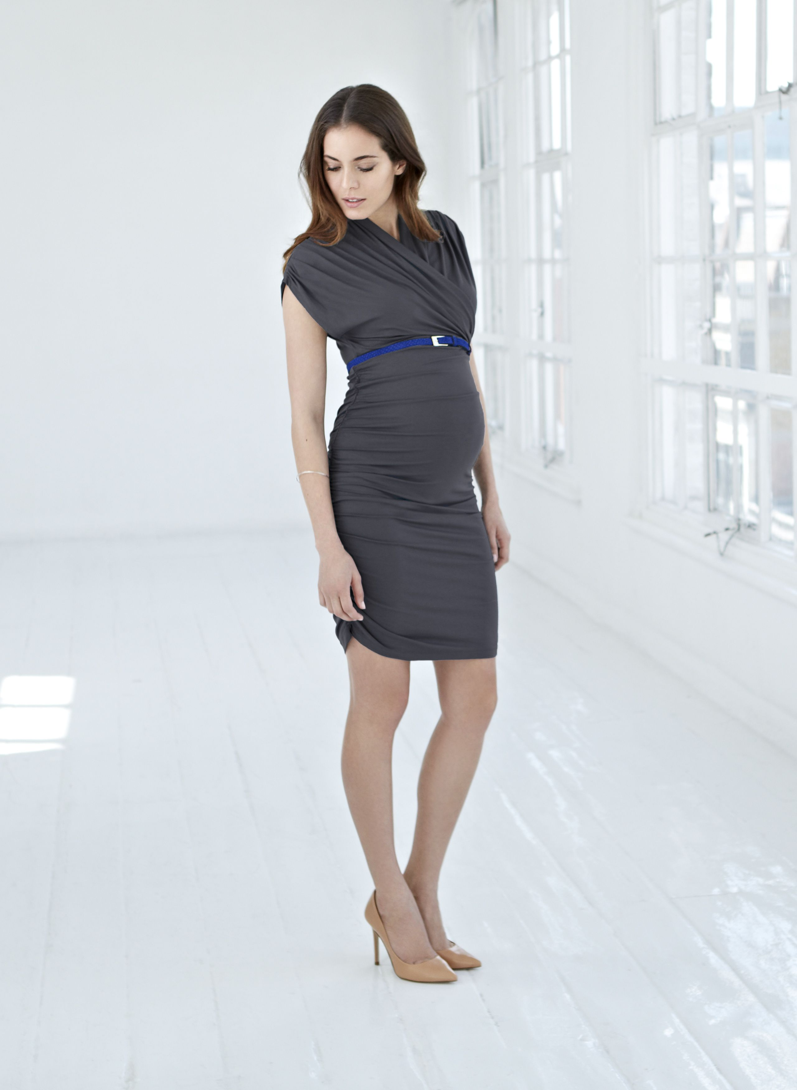 The urban ruched maternity dress bambino pinterest maternity