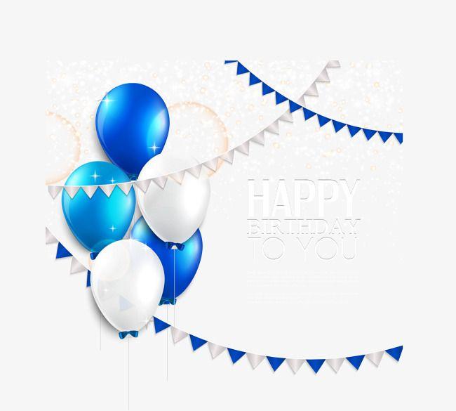 جميلة بالونات زرقاء وبيضاء بطاقات عيد ميلاد ناقلات المواد عيد ميلاد بطاقات عيد الميلاد بالونات عيد الميلاد Png صورة للتحميل مجانا Birthday Balloons White Balloons Birthday Cards